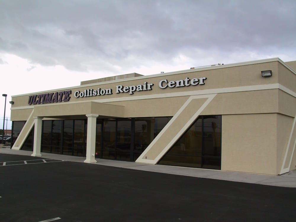 Ultimate Collision Repair Center - 21 Reviews - Body Shops ...