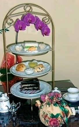 Serenitea Tea Room & Gift Shop - Sugar Land, TX, United States. An English Afternoon Tea.