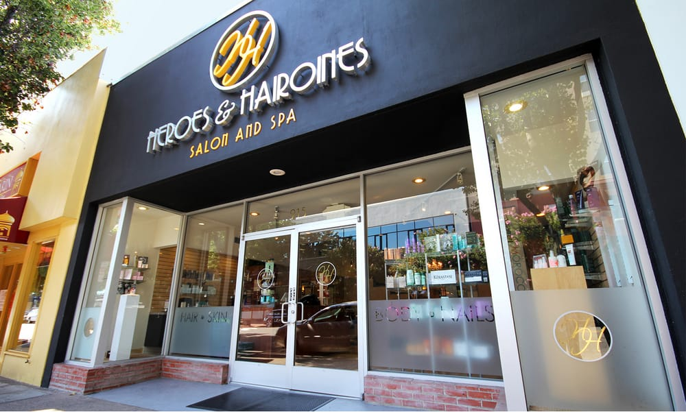 Heroes hairoines 66 photos 67 reviews hair salons for 4th street salon