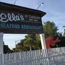 Restaurants Seafood Photo Of Ella S Calabash Nc United States