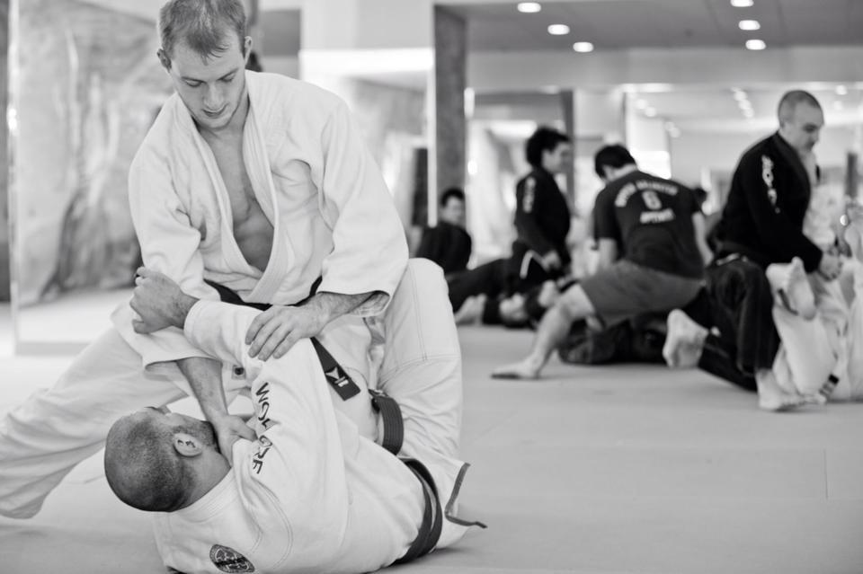Darcio Lira Jiu Jitsu: 1750 Crystal Dr, Arlington, VA