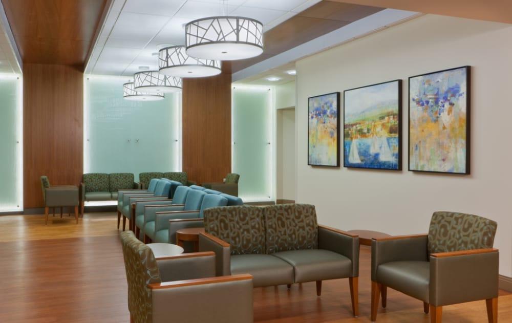 Saint Joseph Hospital - Emergency Department Family Lounge - Yelp