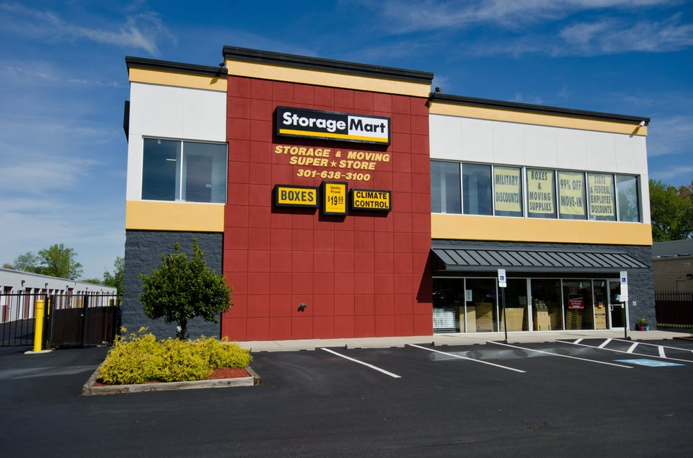 StorageMart: 2445 Crain Hwy, Waldorf, MD