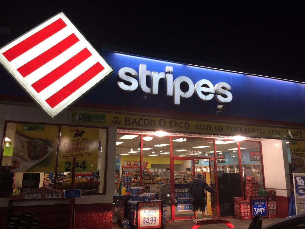 Stripes: 2426 E Loop 499, Harlingen, TX