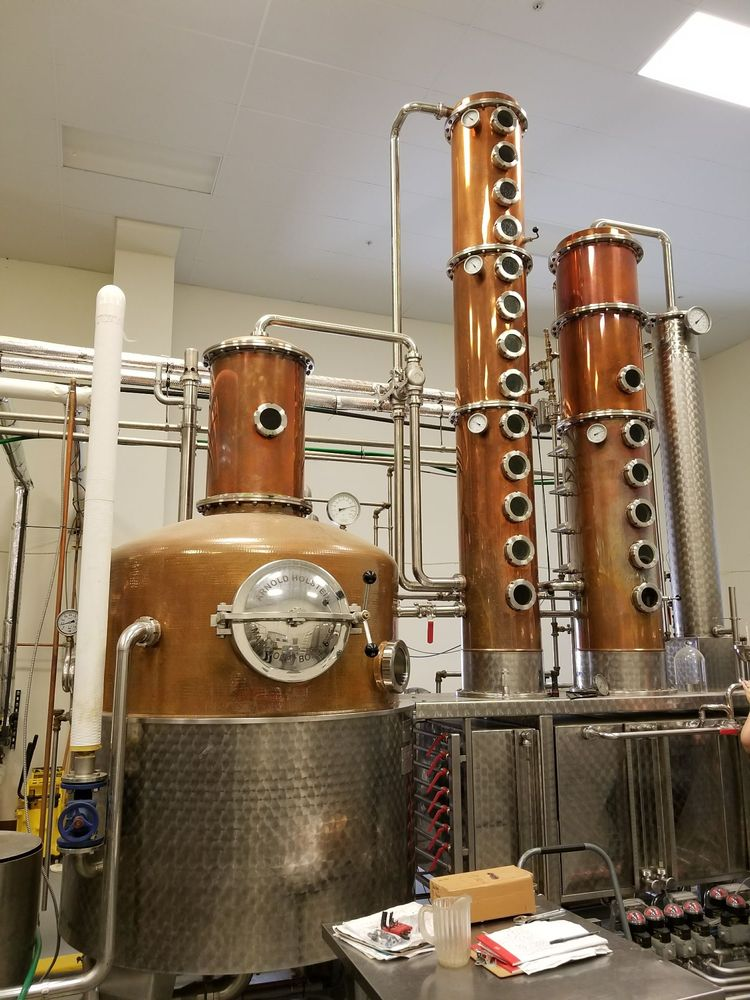 Desert Diamond Distillery: 4875 N Olympic Dr, Kingman, AZ