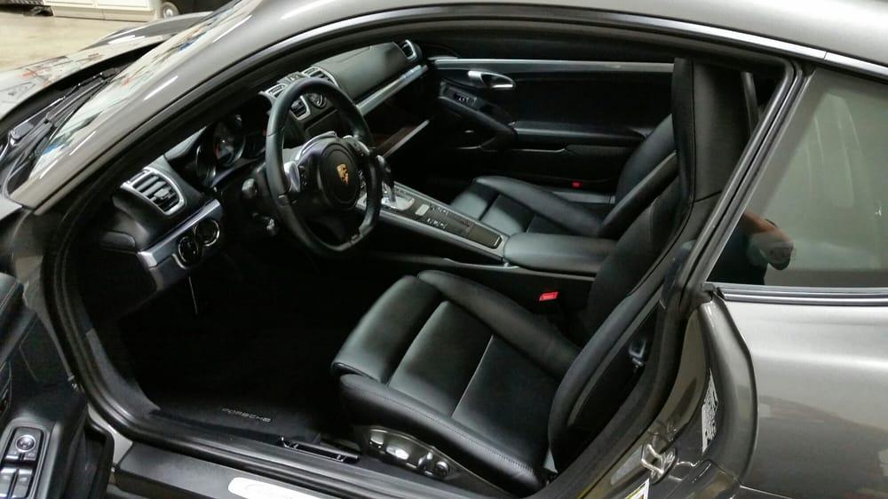Distinct auto detailing 54 photos 65 reviews auto - Steam clean car interior near me ...
