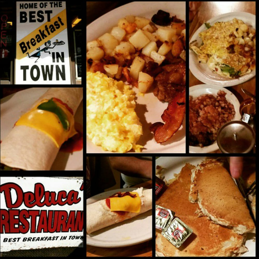 Photo Of Deluca S Diner Pittsburgh Pa United States Best Breakfast In