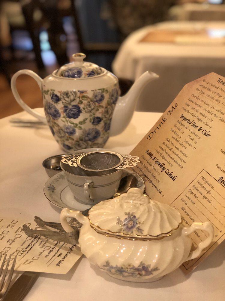Florrie Kaye's Tea Room: 69 Gleneida Ave, Carmel, NY