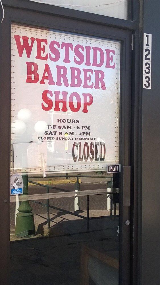 Westside Barber Shop: 1233 Washington St, Commerce, TX