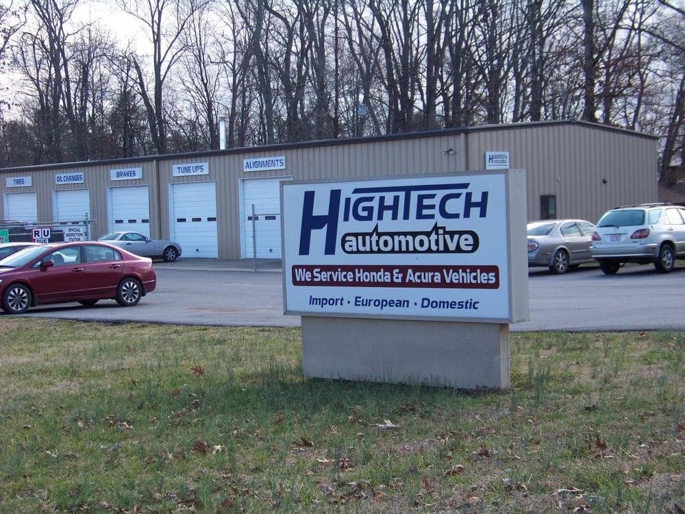 Hightech Automotive: 907 Piney Ridge Rd, Forest City, NC