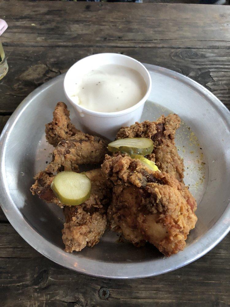 Photo of Chicken Scratch - Dallas, TX, United States. Chicken on the bone