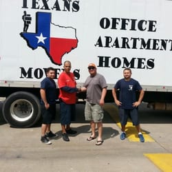 Texans Movers Photos Reviews Movers Cunningham - Apartment movers houston tx