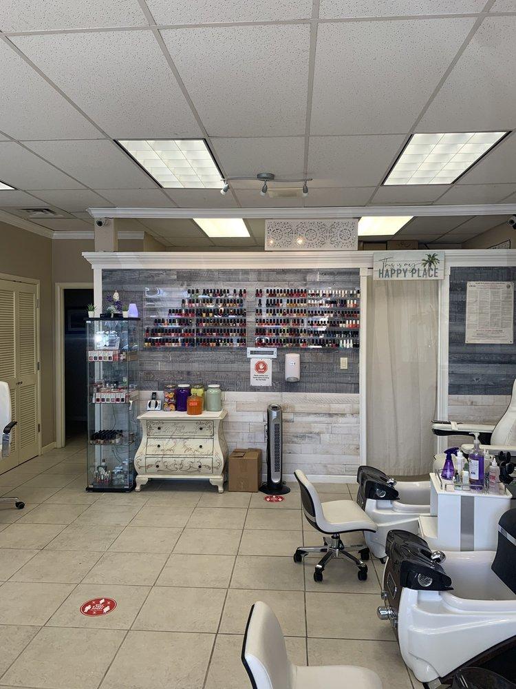 Allure Nails & Massage: 1256 Trancas St, Napa, CA