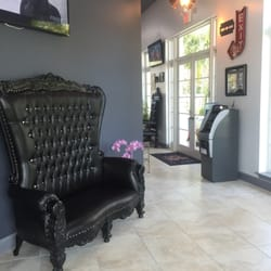 Photo Of His And Hers Hair Loft Jupiter Fl United States Entrance