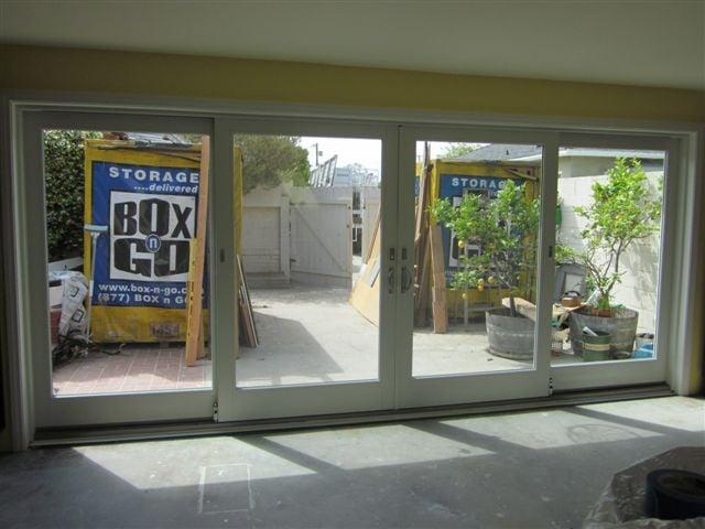 A New Andersen Patio Door 16 Feet Wide Yelp