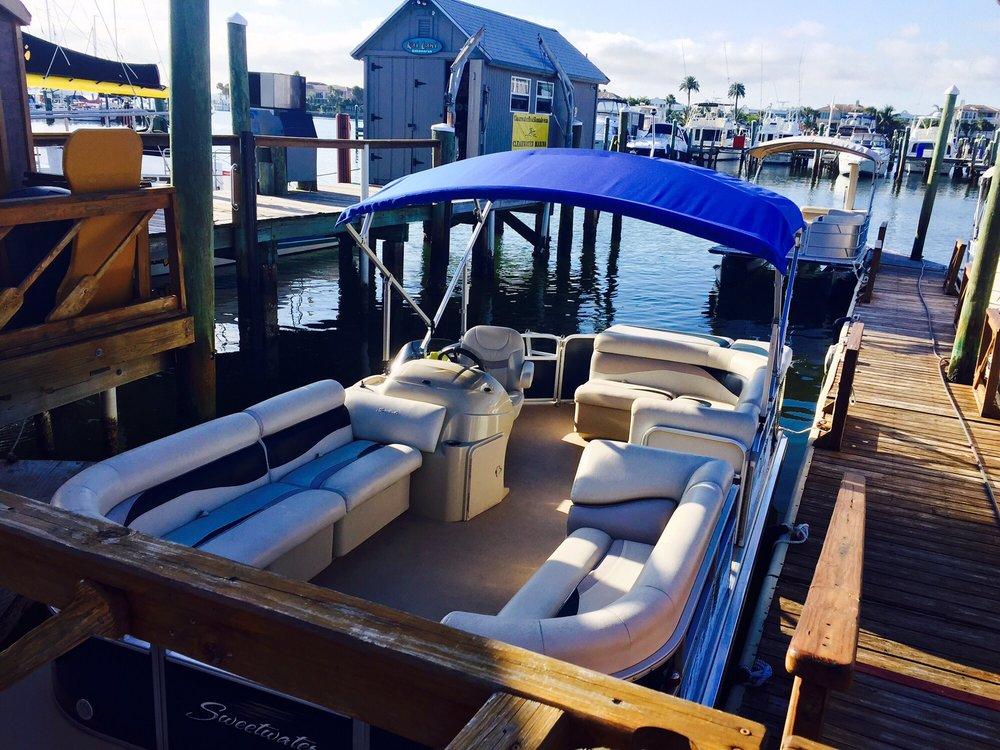 Clearwater Boat Rentals: 25 Causeway Blvd, Clearwater Beach, FL