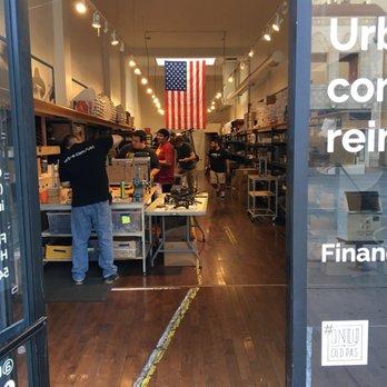 Photo Of Urb E Pasadena Ca United States Manufacturing Area