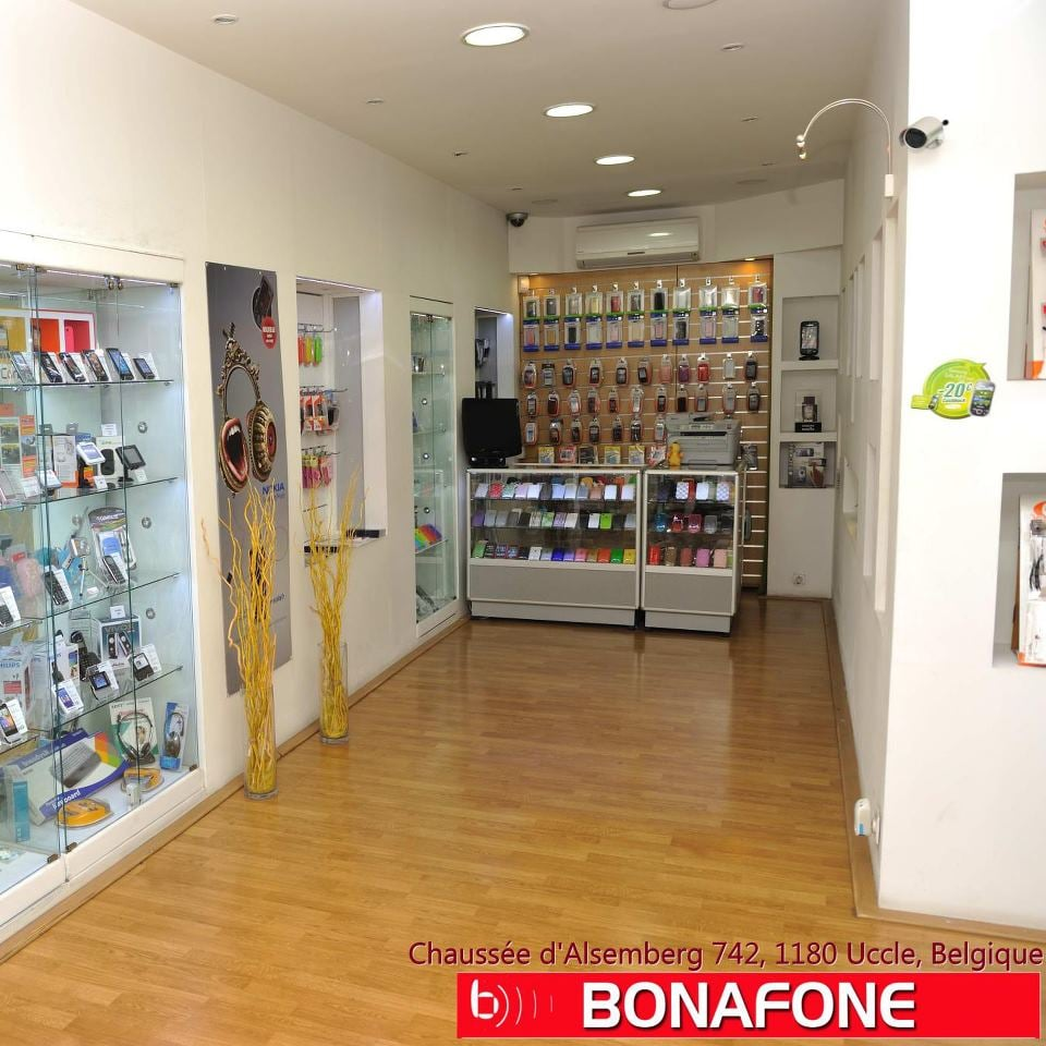 Bonafone t l phones portables chauss e d 39 alsemberg 742 - Garage chaussee de bruxelles dampremy ...