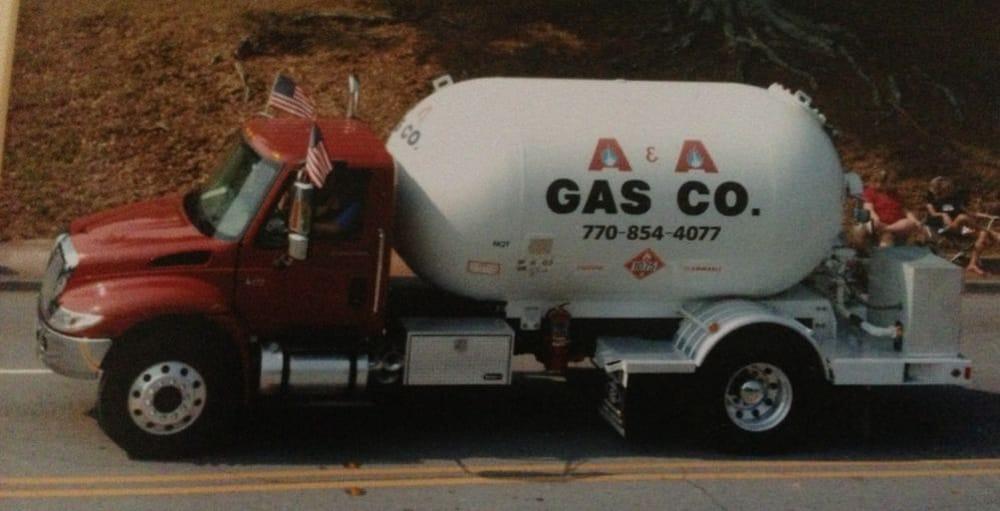 A & A GAS COMPANY: 1459 Ringer Rd, Carrollton, GA