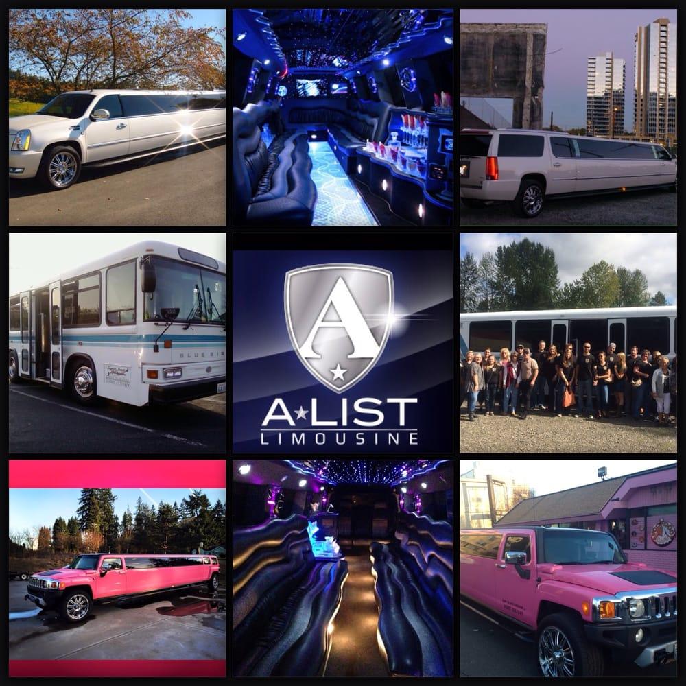 A-List Limousine: Vancouver, WA