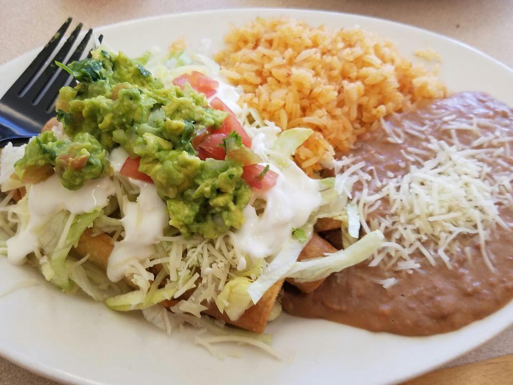 Good Mexican Food In Las Vegas Nv