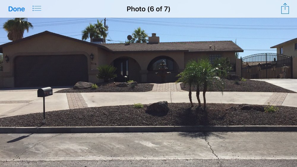 Angel's Creative Landscaping: Lake Havasu City, AZ