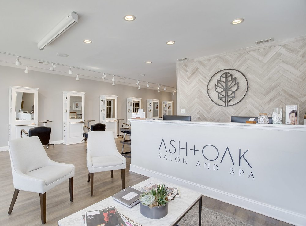Ash + Oak Salon and Spa: 700 Frederick Rd, Catonsville, MD