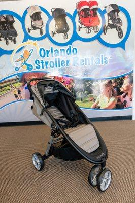 Orlando Stroller Rentals 3232 Rolling Oaks Blvd Kissimmee