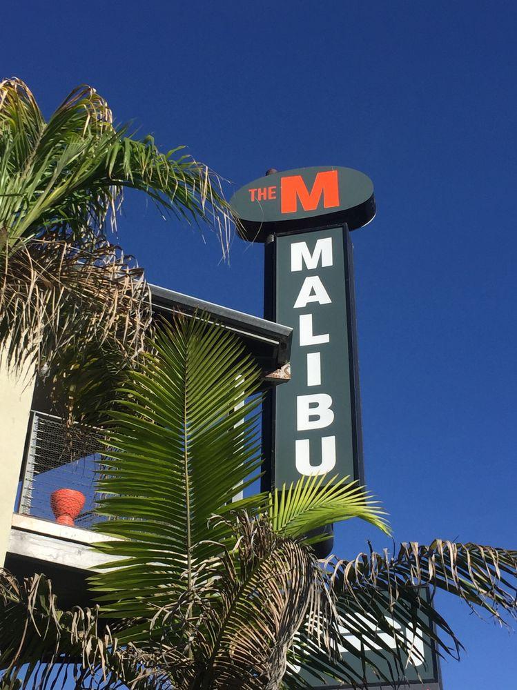 The M Malibu: 22541 Pacific Coast Hwy, Malibu, CA