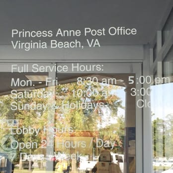 4581d512 Photo of United States Postal Service - Virginia Beach, VA, United States.  Hours