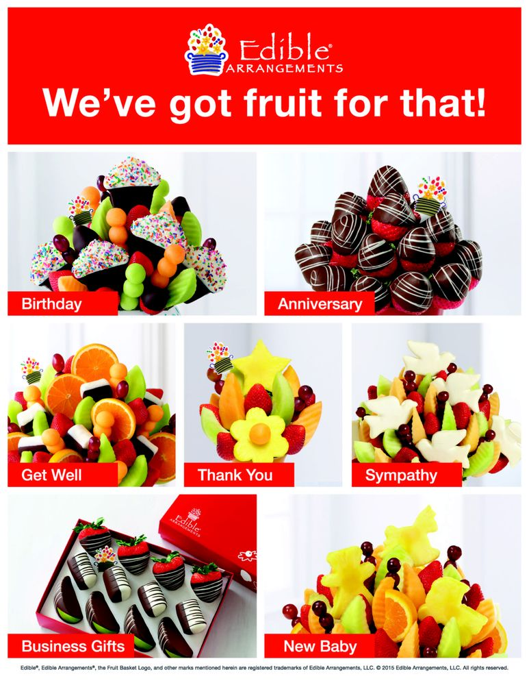 Edible Arrangements - Gift Shops - 85B Faunce Corner Rd
