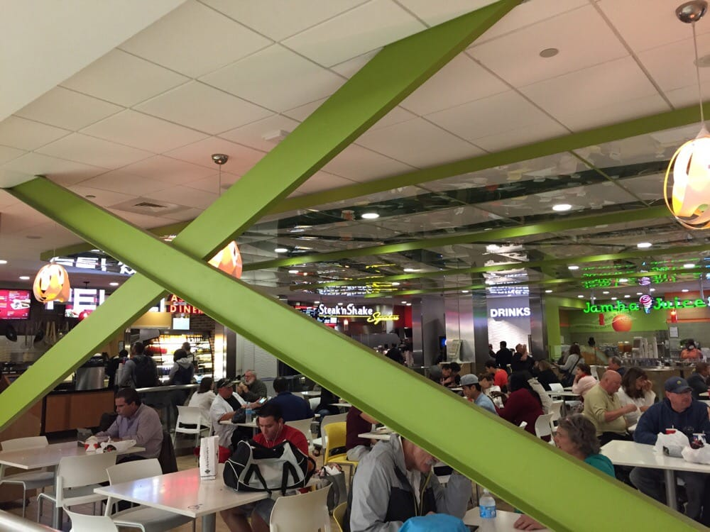 New Eating Options In Terminal 3 Includes Jet Blue Pei