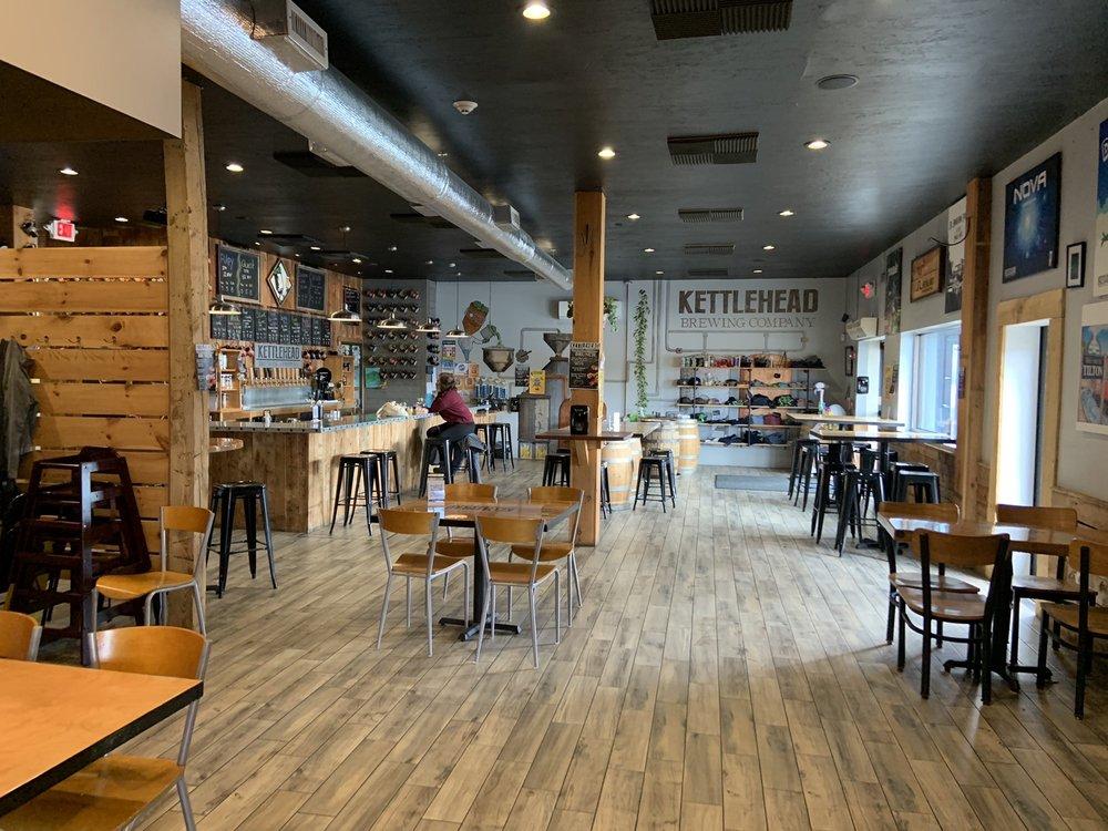 Kettlehead brewing: 407 Main St, Tilton, NH