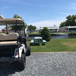 Photo Of Treasure Beach Rv Park And Campground Selbyville De United States