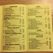 New China Restaurant 11 Reviews Chinese 3003 W 37th Ave
