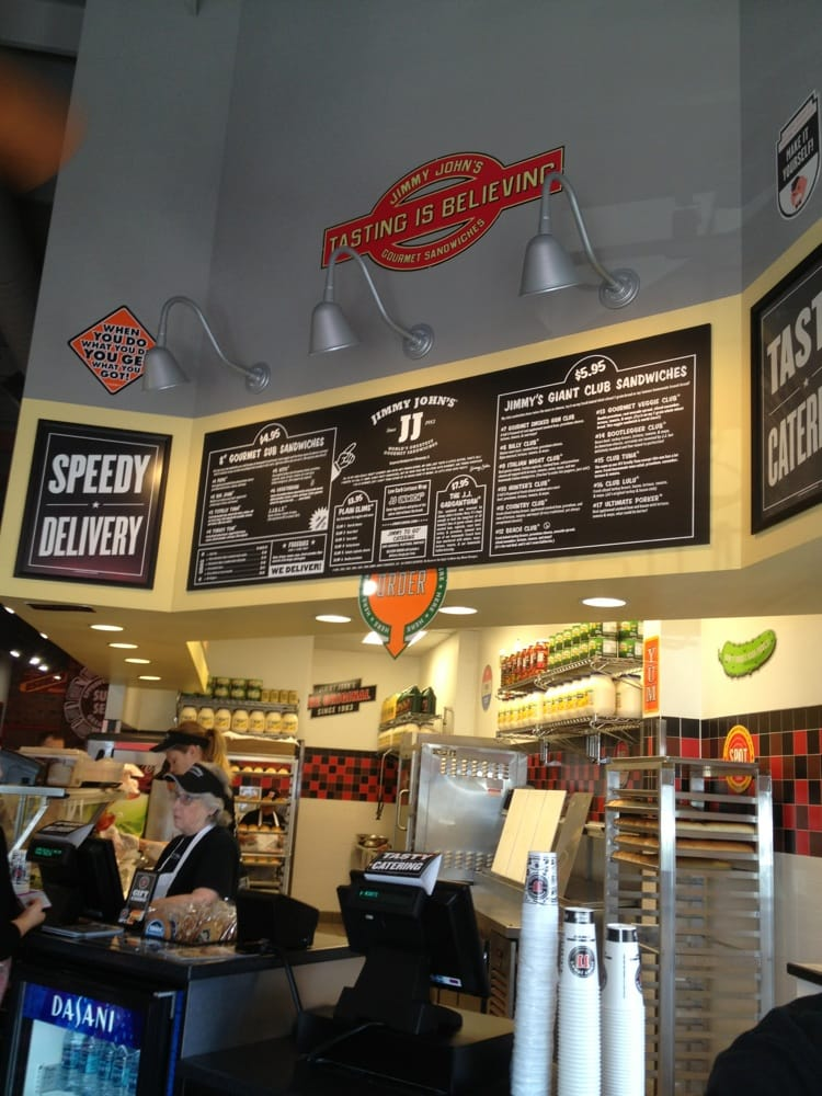 Jimmy John's: 2431 SE Washington Blvd, Bartlesville, OK