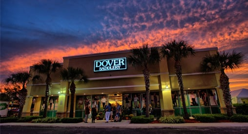 Dover Saddlery: 7702 University Blvd, Winter Park, FL