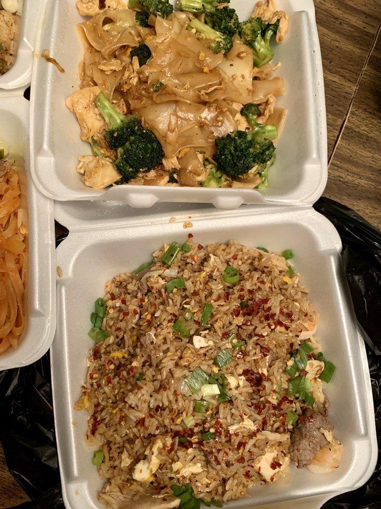 Thai Cafe: 3802 E Harry St, Wichita, KS