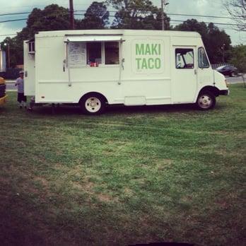 Maki Taco 33 Photos 38 Reviews Food Trucks Charlotte Nc