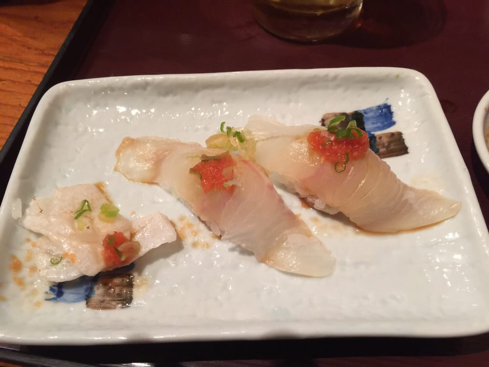 Very good hirame yelp for Akane japanese fusion cuisine