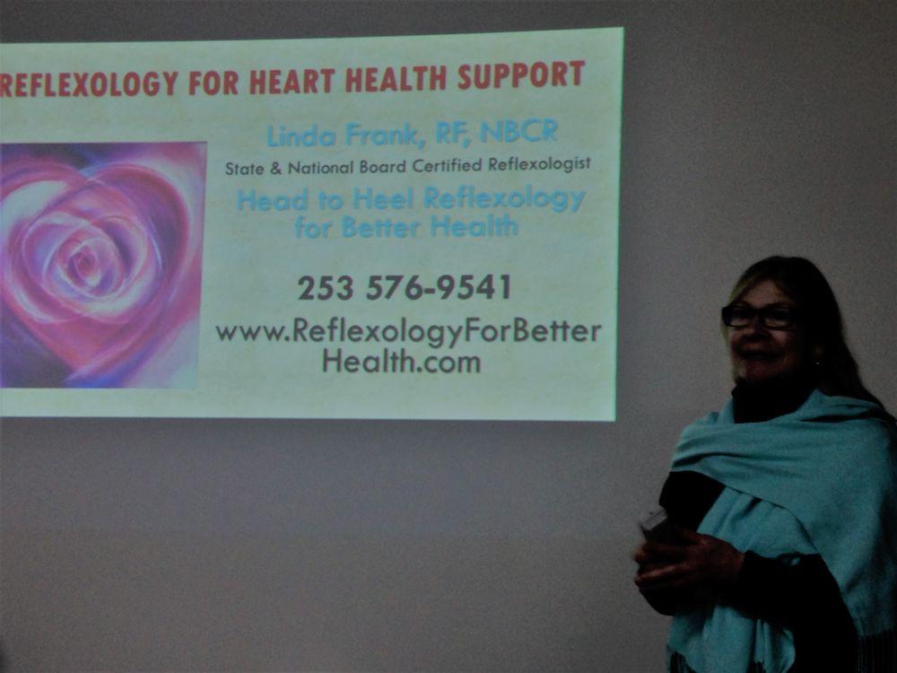 Head To Heel Reflexology For Better Health Reflexology 6922 22nd
