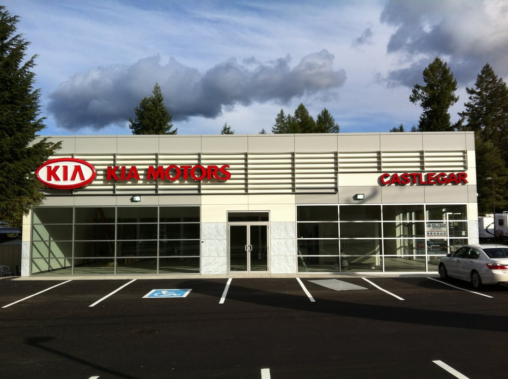 Castlegar kia car dealers 1665 columbia avenue Kia motor dealers