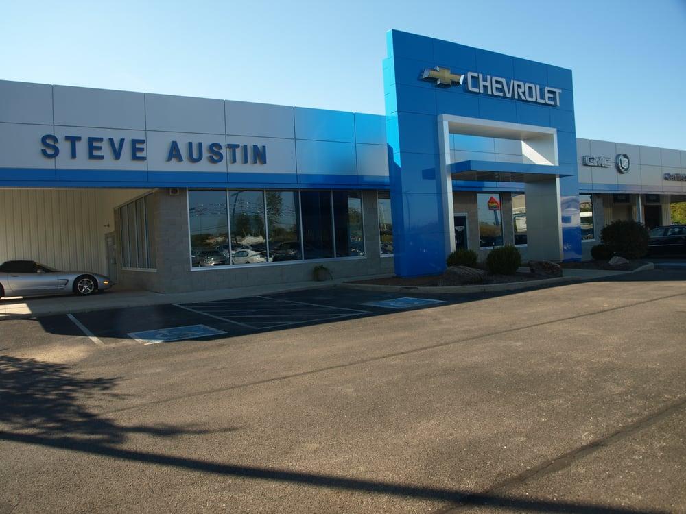 Steve Austins Auto Group