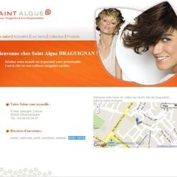 Saint Algue Coiffeurs Salons De Coiffure 9 Rue Georges Cisson