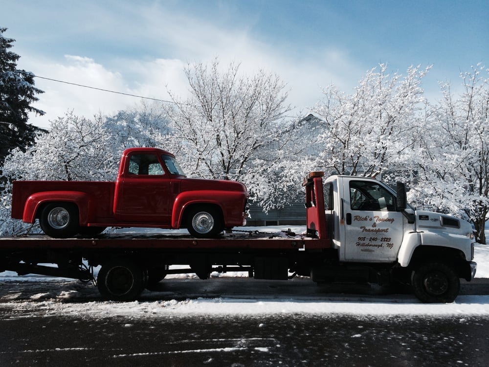 Rick's Towing and Transport: Somerset, NJ
