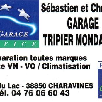 Garage tripier mondancin r paration auto avenue du lac for Garage auto voiron