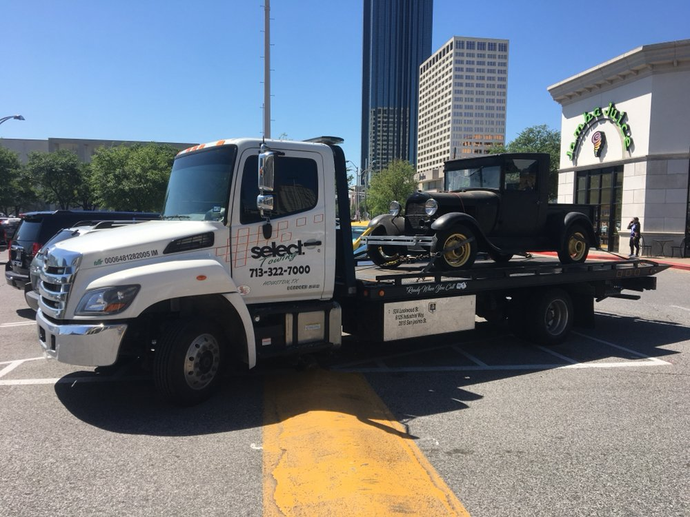 Select Towing