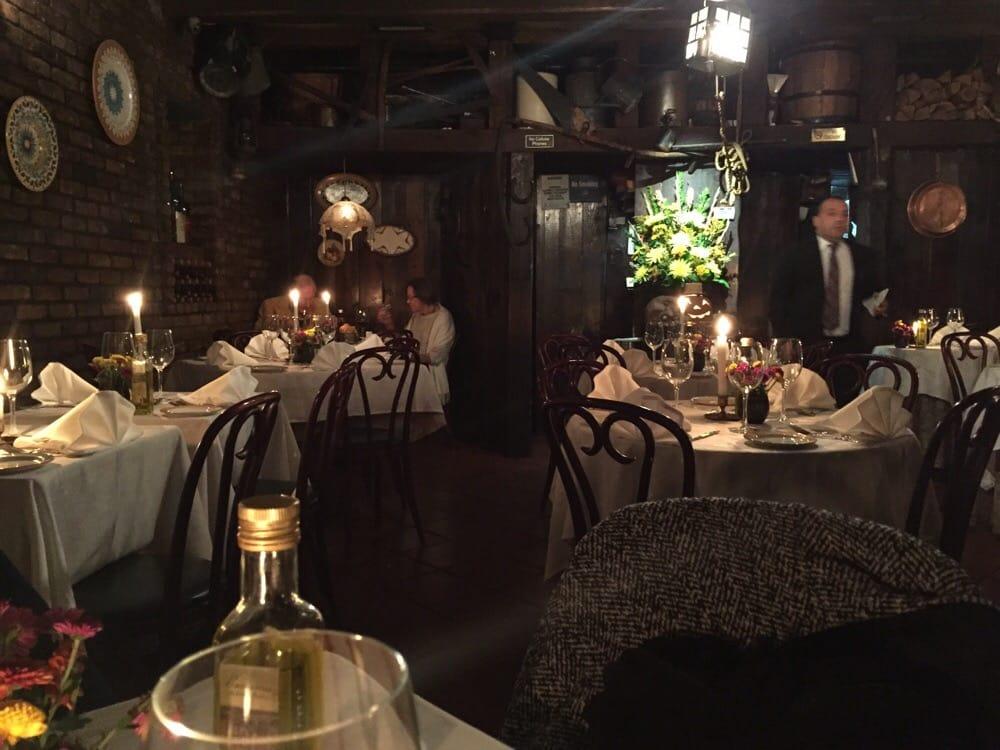 Marie Italian Restaurant New York Ny