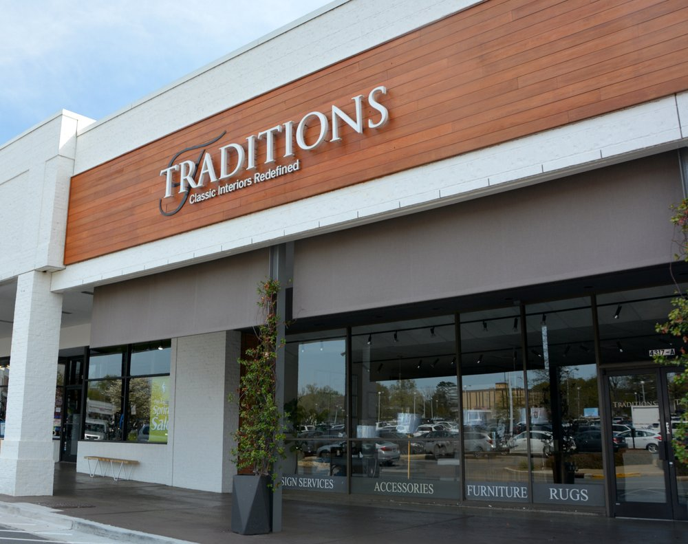 Traditions interiors accessories 16 fotos dise o de for Traditions charlotte nc