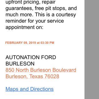 Autonation Ford Burleson >> Autonation Ford Burleson The Best 16 Photos 60 Reviews Car